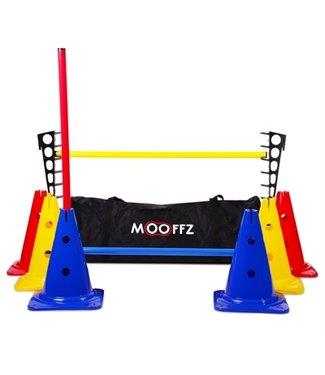 Mooffz Mooffz jump en fun set agility