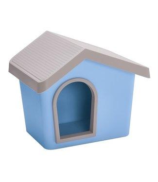 Imac Imac hondenhok zeus 50 licht blauw