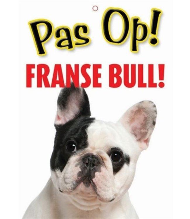 Waakbord nederlands kunststof franse bull