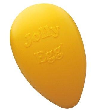 Jolly Jolly egg geel hondenspeelgoed