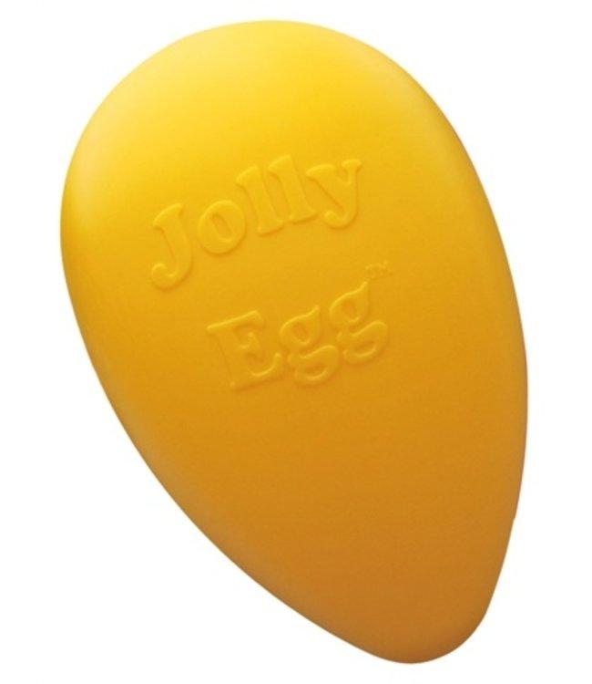 Jolly egg geel hondenspeelgoed