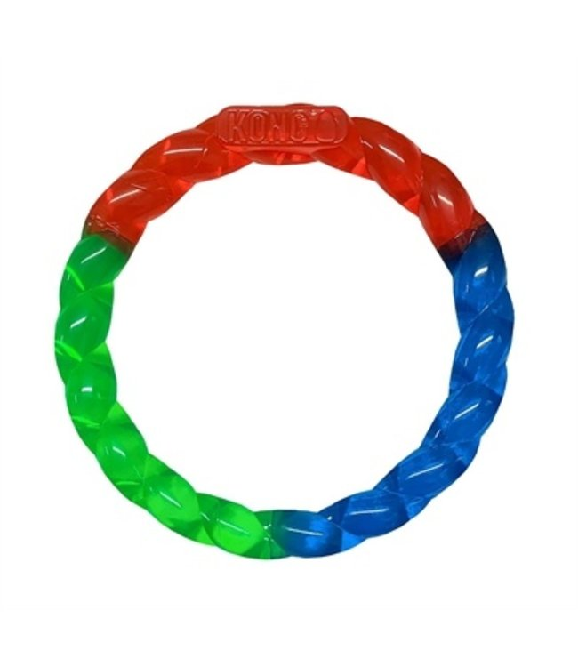 Kong twistz ring