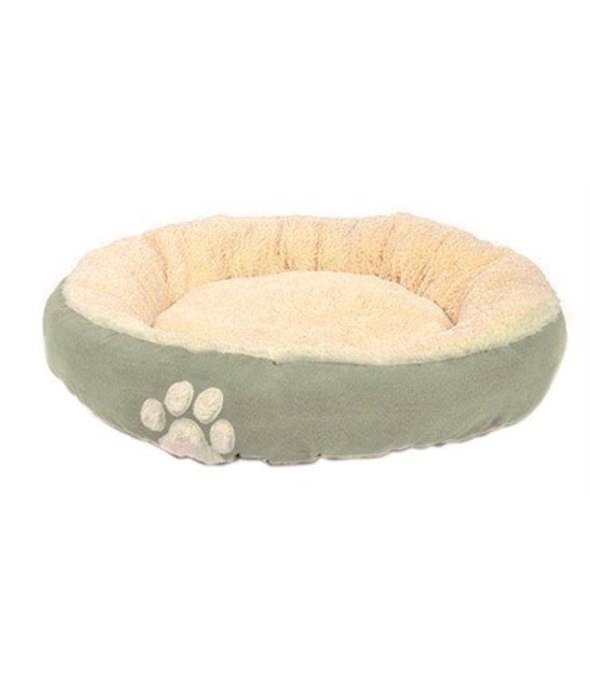 Hugs hondenmand sage groen