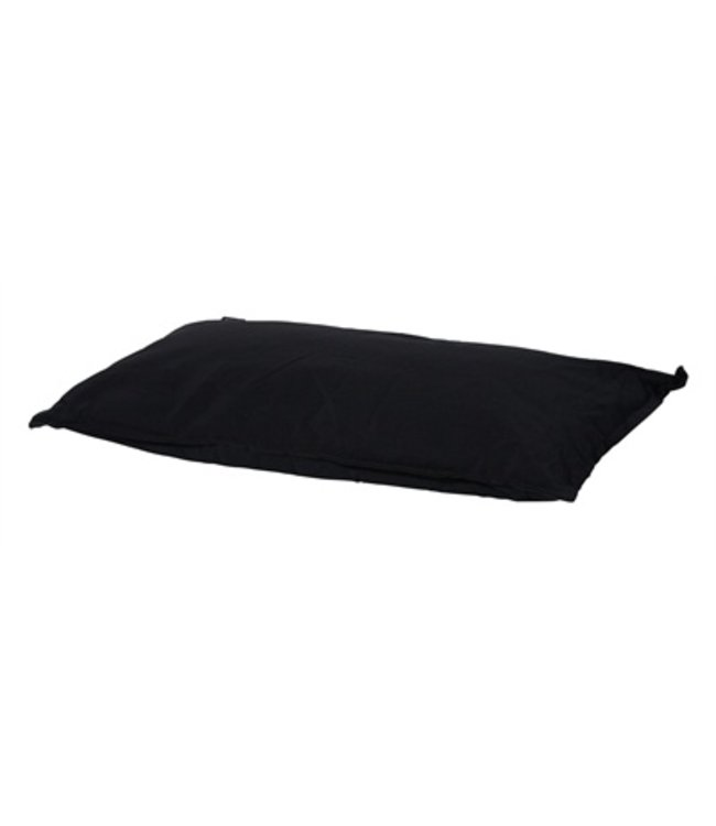 Woefwoef hondenkussen lounge panama zwart