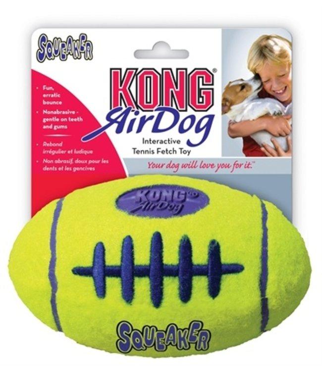 Kong airdog football geel
