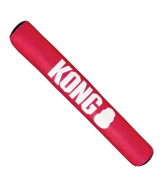 Kong signature stick rood / zwart