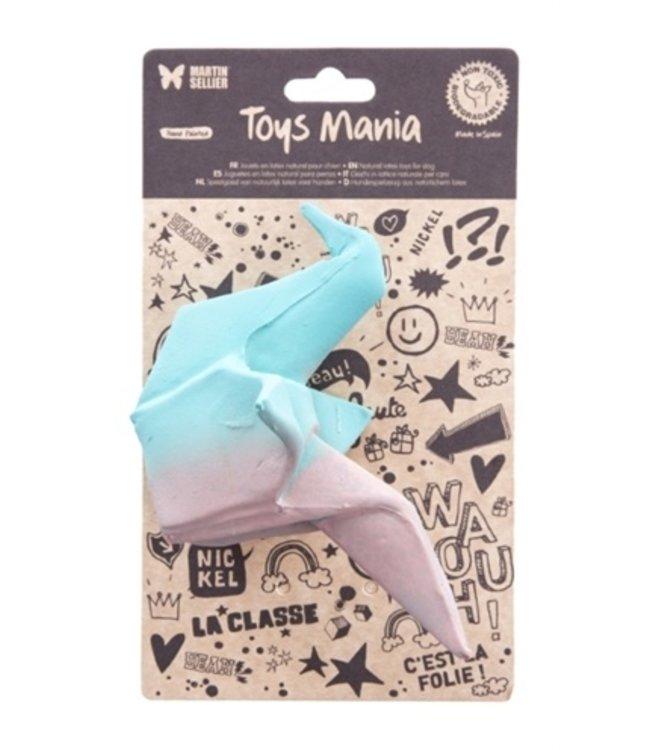 Martin sellier latex origami duif groen