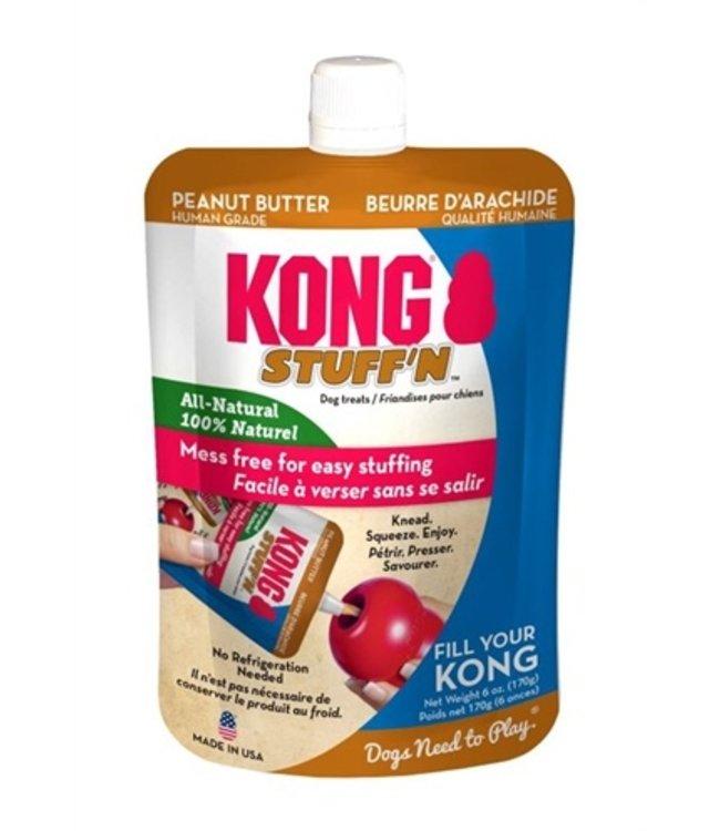 Kong stuff'n all natural pindakaas