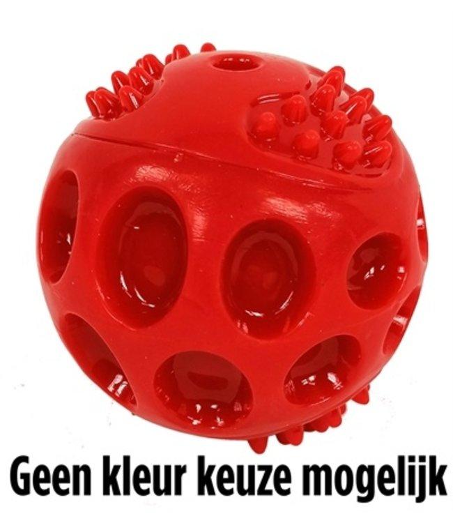 Imac tpr rubber bal met piep