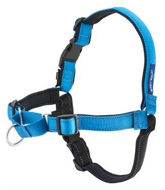 Petsafe Petsafe easy walk hondentuig deluxe met lijn oceaan blauw