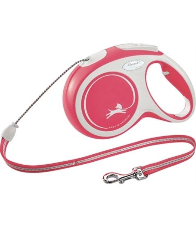 Flexi rollijn new comfort cord rood