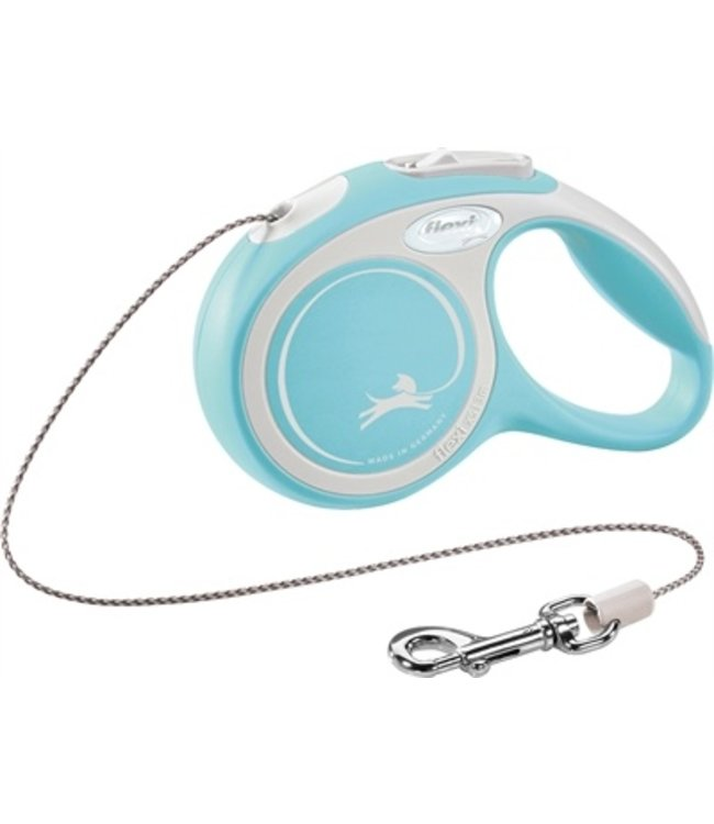 Flexi rollijn new comfort cord lichtblauw