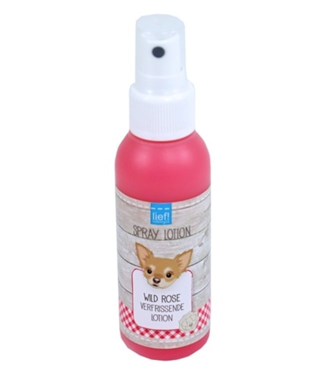Lief! lotion wild rose