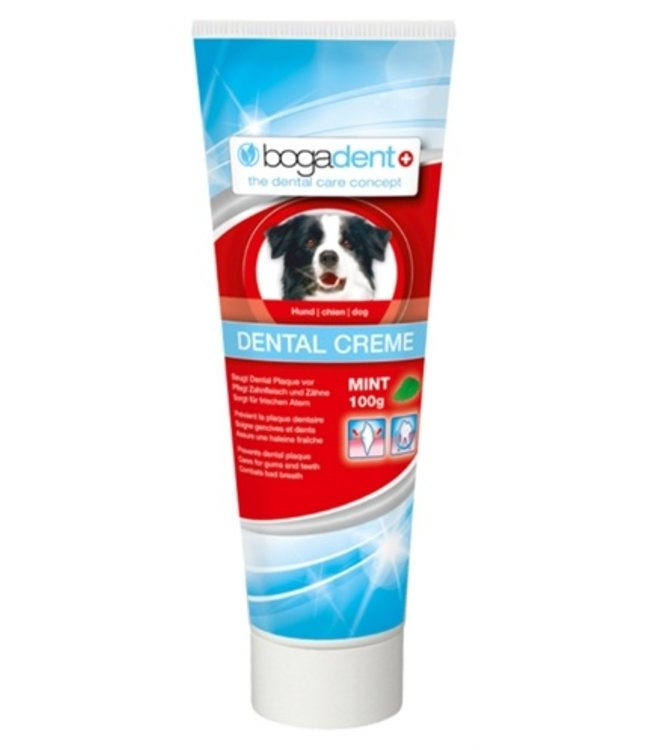 Bogadent dental creme voor honden
