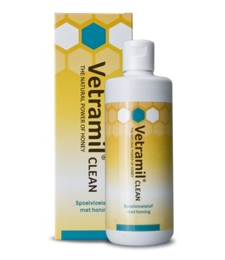 Vetramil Vetramil clean spoelvloeistof