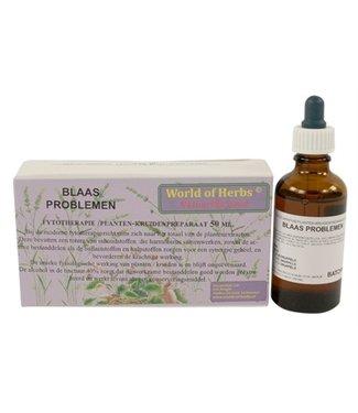 World of herbs World of herbs fytotherapie blaas problemen