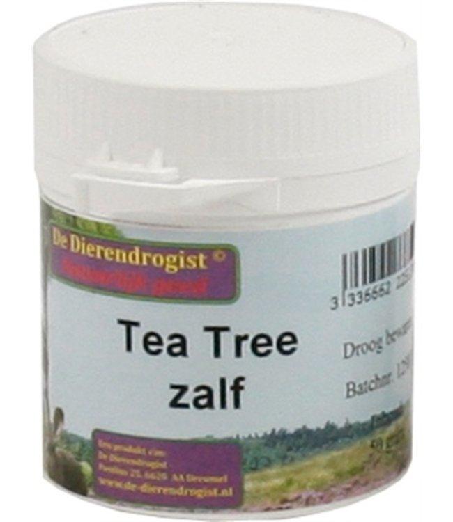 Dierendrogist tea tree zalf