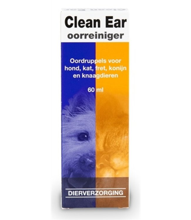 Clean ear oorreiniger