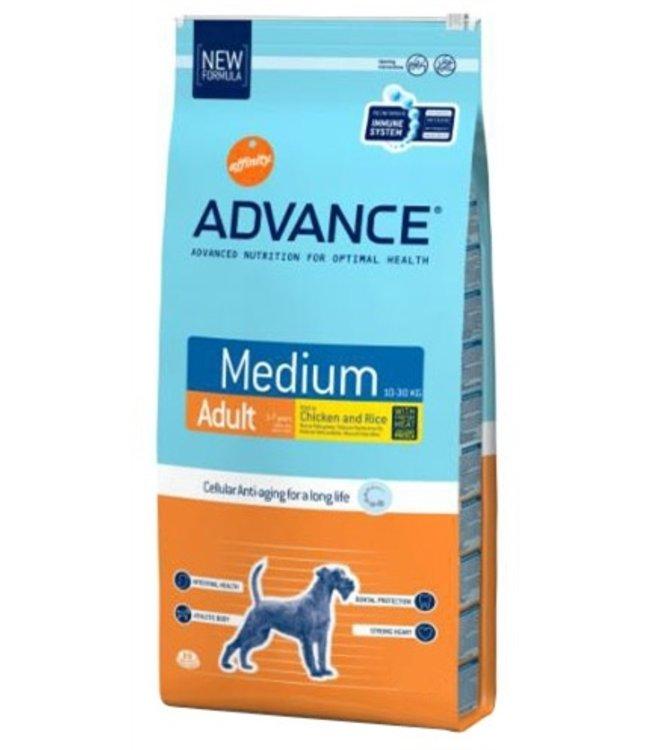 Advance adult medium