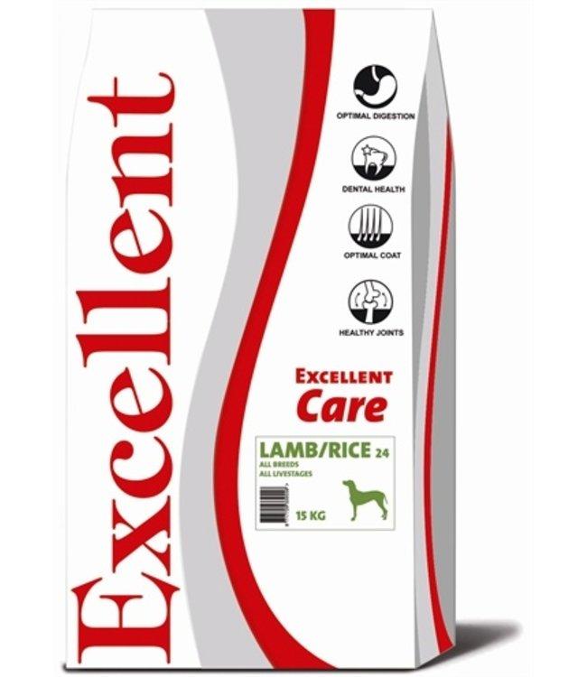 Excellent care lamb/rice 24