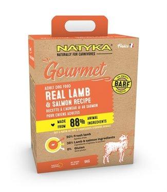 Natyka Natyka gourmet adult lamb / salmon