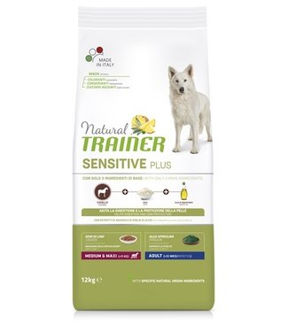 Natural trainer Natural trainer sensitive plus adult medium horse