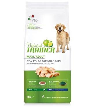 Natural trainer Natural trainer maxi adult kip / rijst / aloe vera