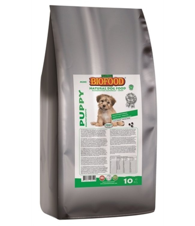 Biofood puppy small breed