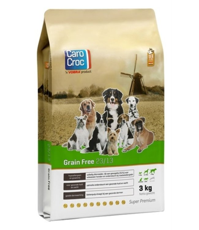 Carocroc grain free