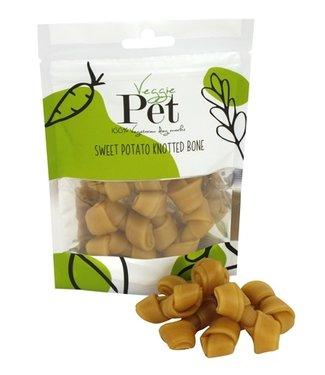 Veggie pet Veggie pet sweet potato knotted bone