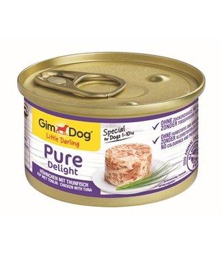 Gimdog 12x gimdog little darling pure delight kip / tonijn