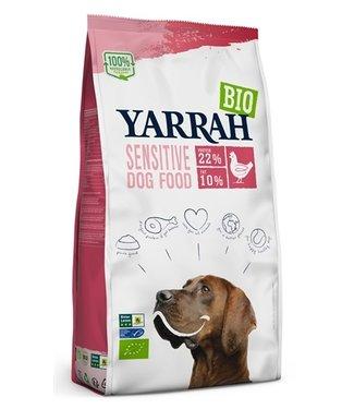 Yarrah Yarrah dog biologische brokken sensitive kip