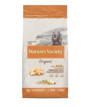 Natures variety Natures variety original adult medium / maxi chicken