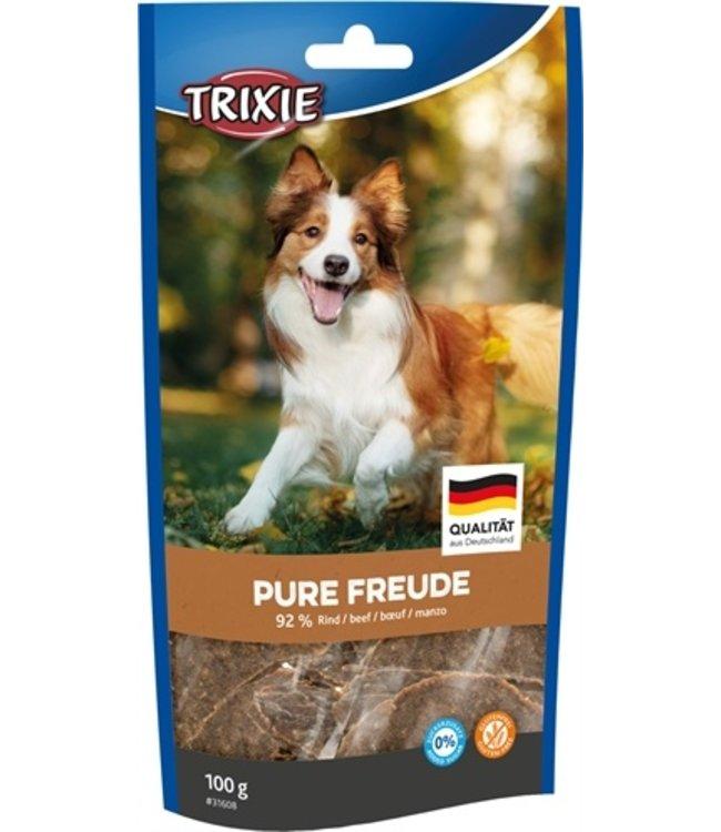 Trixie pure pret hondensnack met rund