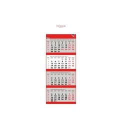 4-Maandskalender 2021 Quantore