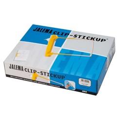 Bundelmechaniek JalemaClip Stick-up geel zelfklevend