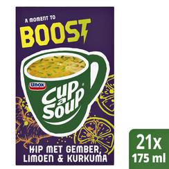 Cup-a-soup Boost kip 21 zakjes