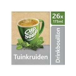 Cup-a-soup heldere bouillon tuinkruiden 26 zakjes