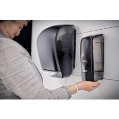 Dispenser Katrin 92087 vouwhanddoeken Mini zwart
