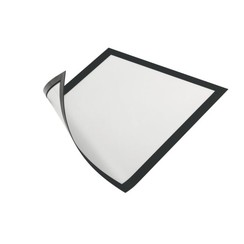 Duraframe Durable 486901 magnetisch A4 zwart