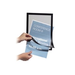 Duraframe Durable 487101 A5 zwart