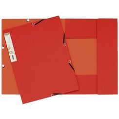 Elastomap Exacompta Forever karton rood