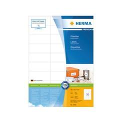 Etiket Herma 4456 70x29.7mm premium wit 3000stuks