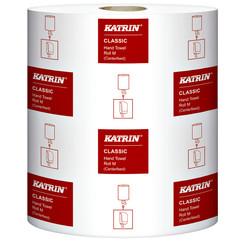 Handdoekrol Katrin Centerfeed M2 481911 2laags 20,5cmx150m