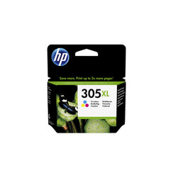 Inktcartridge HP 3YM63AE 305XL 3 kleuren