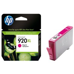 Inktcartridge HP CD973AE 920XL rood HC