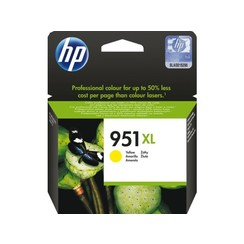 Inktcartridge HP CN048AE 951XL geel HC