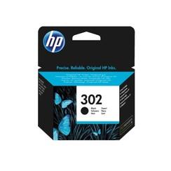 Inktcartridge HP F6U66AE 302 zwart