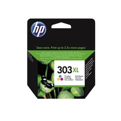 Inktcartridge HP T6N03AE 303XL kleur HC