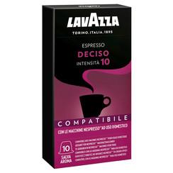 Koffiecups Lavazza Espresso Deciso 10 stuks